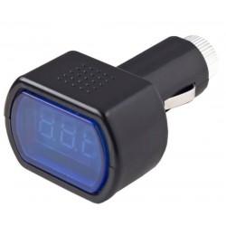 Voltmetrový tester baterií 12/24V GEKO