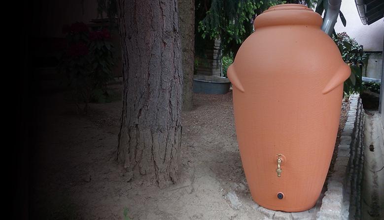 Nádoby na sběr děšťové vody