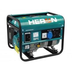 Elektrocentrála benzínová 2,8HP, 1f, 1,1kW, HERON, EG 11 IMR