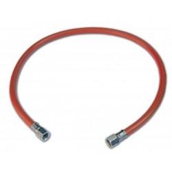 "Plynová hadice na propan-butan s konektory 2xGW, 1/4"", 80cm"