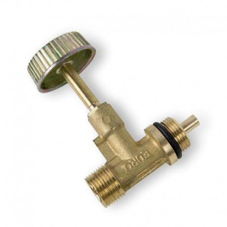 """Jednocestný ventil EURO G3/8"""" na 2 Kg plynovou láhev, RB1900-05 / N1162"""