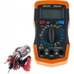RDM 3001 Digitální multimetr RETLUX