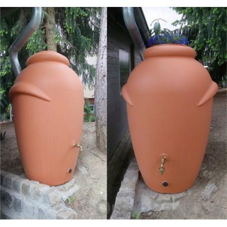 Plastová nádrž na dešťovou vodu 360L