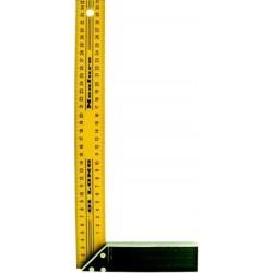 Úhelník žlutý 40cm-5104