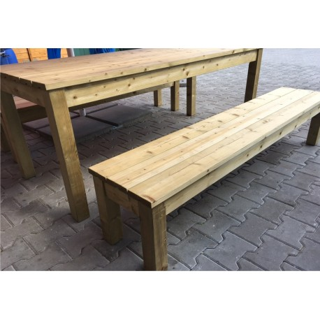 Stůl a 2 lavice velké