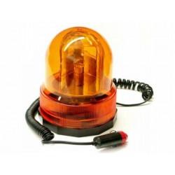 Výstražný maják, světlo oranžové 24V MAR-POL