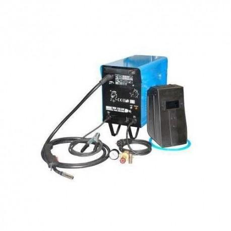 Svářečka MIG 155/6W pro svařování v ochranné atmosféře, GÜDE (20072)