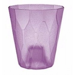 Plastový květináč 1,75l DROC140P ROCKA P