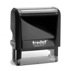 TRODAT 4912, PRINTY4, černá