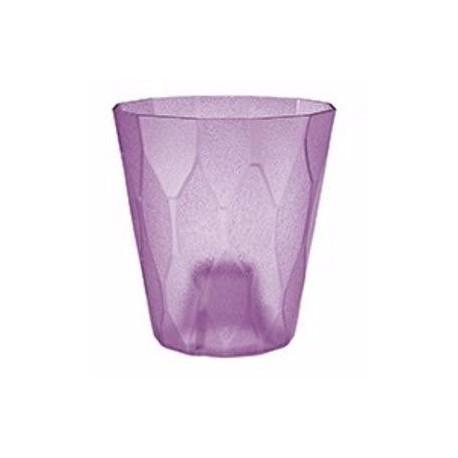 Plastový květináč 3,4l DROC170P ROCKA P