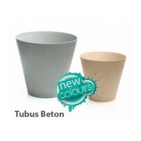 Plastový květináč 7L TUBUS BETON