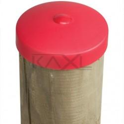 Plastová krytka - kulatina Ø 80 mm