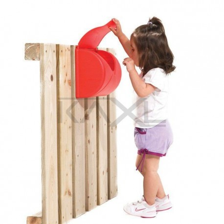 Dopisní schránka na dětské hřiště