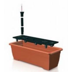 Samozavlažovací květináč-truhlík 11l BALCONY CAN