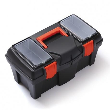 """Plastový kufr, box na nářadí 25"""" N25R MUSTANG"""