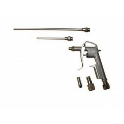 Ofukovací pistole, 5-dílná sada GEKO