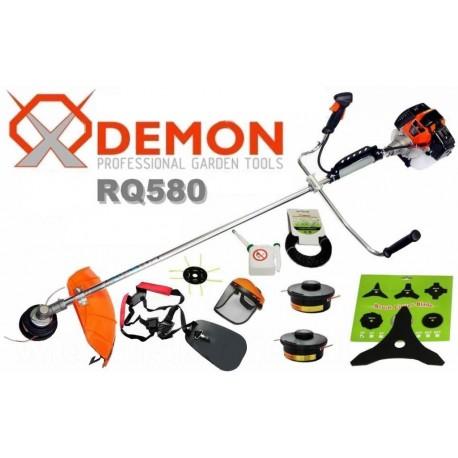 Křovinořez DEMON RQ580 + extra výbava 2019
