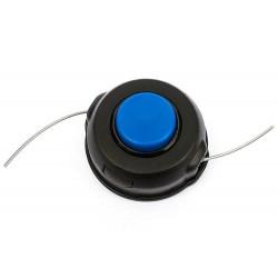 Strunová hlava 11cm, závit M10, modrá POWERMAT