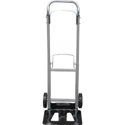 Přepravní vozík skládací - rudl 90kg GEKO