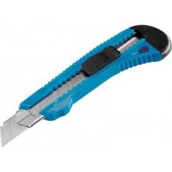 Nůž ulamovací s kovovou výztuhou, 18mm, EXTOL CRAFT