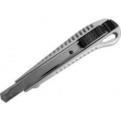 Nůž ulamovací kovový s kovovou výztuhou, 9mm, EXTOL CRAFT