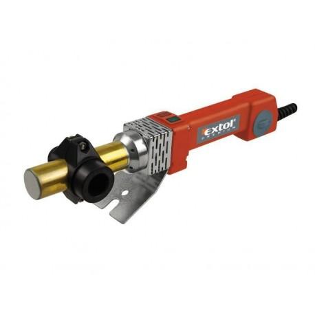 Polyfúzní svářečka plastových trubek 800W PTW 80 EXTOL Premium (8897210)