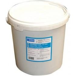 Tryskací materiál 15 kg, (0,1-0,5 mm), GÜDE (40008)