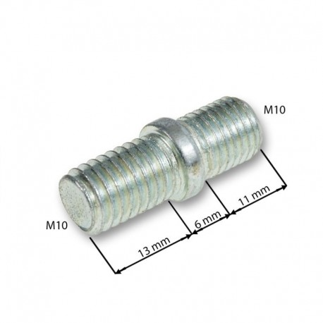 Adaptér na strunovou hlavu M10x1.25f/M10x1.5f