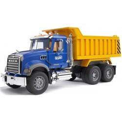 Nákladní auto, sklápěč MAC Granite 02815 BRUDER