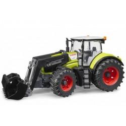 Traktor Claas Axion 950 s čelním nakladačem 03013 BRUDER