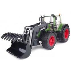 Traktor Fendt 936 Vario s čelním nakladačem 03041 BRUDER