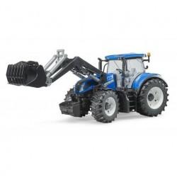 Traktor New Holland T7.315 s čelním nakladačem 03121 BRUDER