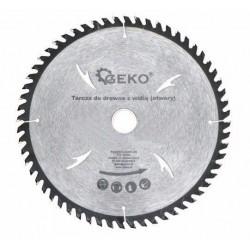 Kotouč pilový do dřeva, 400x30 mm, 80T, GEKO