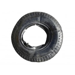 Náhradní pneumatika + duše pro kolo nafukovací 3.50-8 2PR GEKO