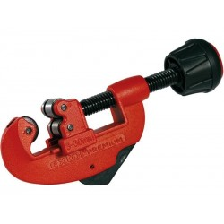 "Řezač trubek s odhrotovačem, O 3-30mm, (O 1/8""-1 1/8""), HSS, EXTOL PREMIUM"
