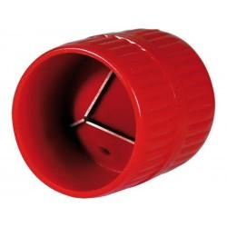 """Odhrotovač trubek vnitřní i vnější, plastový, 4-38mm, (3/16""""-1 1/2""""), HCS, EXTOL PREMIUM"""